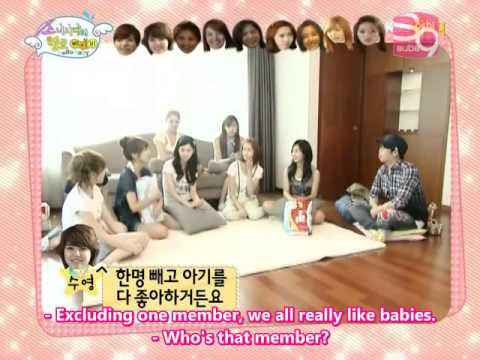 Snsd's Hello Baby Episode 22 Full
