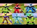 Cell Pack - Cell Forms VS Goku SSJBlue - Download - Dragon Ball Z Budokai Tenkaichi 3