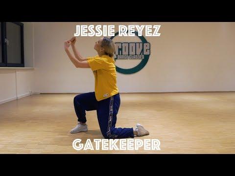 Jessie Reyez - Gatekeeper   Choreography by Kristy   Groove Dance Classes