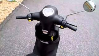 4. 2009  Buddy 150cc