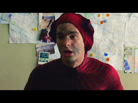"""""""I Was Cleaning the Chimney"""" Funny Scene - The Amazing Spider-Man 2 (2014) Movie Clip HD"""