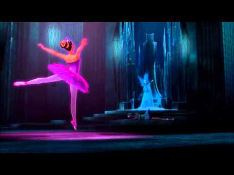 Barbie In The Pink Shoes-Dancing Scene 6(Defeating The Snow Queen)