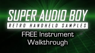 New FREE Kontakt instrument / sample library (VST, AU, AAX) from Impact Soundworks, capturing the authentic sound of the Nintendo Game Boy! https://impactsoundworks.com/product/super-audio-boy/Ideal for both chiptunes and modern sounding productions, SUPER AUDIO BOY uses the powerful, critically acclaimed engine of Super Audio Cart - just with only Game Boy samples! Includes 4 layers with filters, envelopes, arp/seqs and gates, FX racks, and a 64-slot modulation matrix. A sound designer's dream!ISW on Facebook: http://facebook.com/ImpactSoundworksISW on Twitter: http://twitter.com/ISoundworksISW on SoundCloud: http://soundcloud.com/isworks