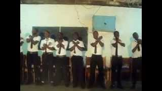 Digital Girls In Kenya: Mweru High School Choral Verse Speaking June 2013