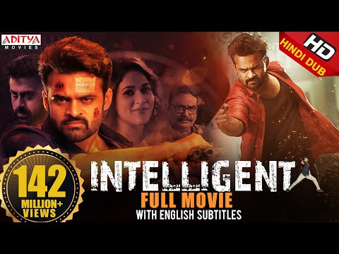 Intelligent Movie | New Relesed Hindi Dubbed Movie | Sai Dharam Tej, Lavanya Tripati | V. V. Vinayak