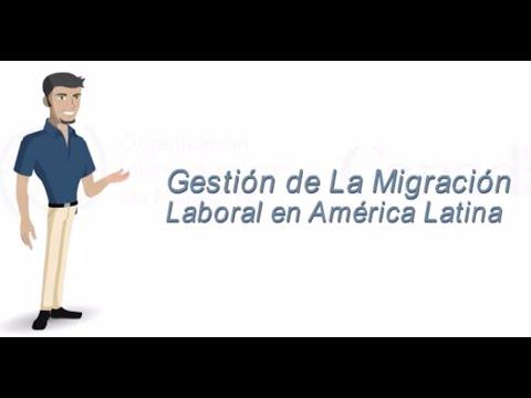 Introducción curso básico de Gestión sobre la migración laboral en América Latina
