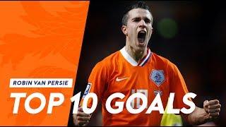 Video Robin van Persie | Top 10 goals in Oranje MP3, 3GP, MP4, WEBM, AVI, FLV Agustus 2019
