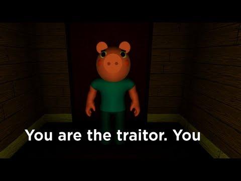 Roblox Piggy GEORGE PIG IS THE TRAITOR!? - Roblox Piggy New Update