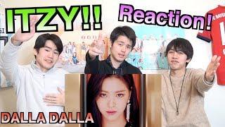 Video 【ITZY~달라달라 DALLA DALLA~】일본 남자들이 한국어로 하는 K팝 리액션!! MP3, 3GP, MP4, WEBM, AVI, FLV Februari 2019