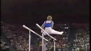 Bart Conner - PB (Olympics Games 1984)