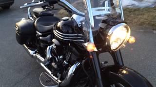 2. 2008 Yamaha Stratoliner Midnight 1900cc