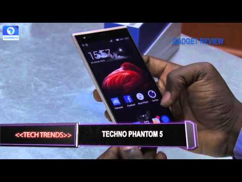 Tech Trends Reviews Techno Phantom 5
