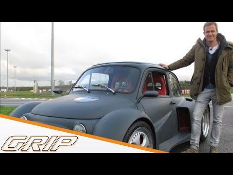 Der schnellste Fiat 500 der Welt – GRIP – Folge 268 – RTL2