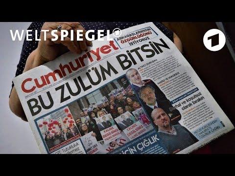 Türkei: Der Rechtsstaat zerfällt | Weltspiegel