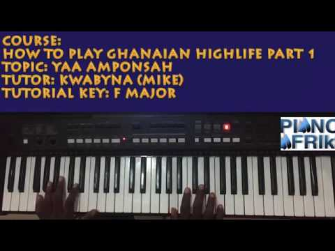 Full Ghana Piano Lessons Trailer From PIANO AFRIK