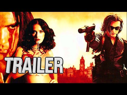 El Mariachi 3: Once Upon A Time In Mexico (2003) | Trailer #1 (English) Feat. Johnny Depp