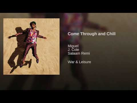 Miguel - Come Through And Chill (Official Instrumental)