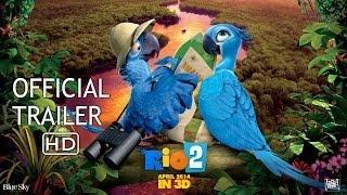 Rio 2 - Official Trailer 2