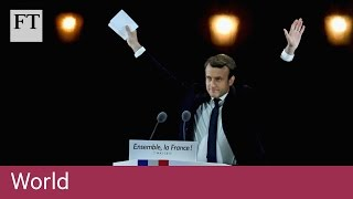Video Macron victorious in France election   World MP3, 3GP, MP4, WEBM, AVI, FLV Mei 2017