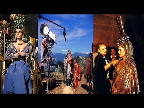 The Making of CLEOPATRA (1963) PART ONE. Link to Part 2 in the description.