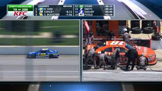 Nonton NASCAR XFINITY Series - Full Race - Owens Corning AttiCat 300 at Chicagoland Film Subtitle Indonesia Streaming Movie Download