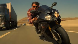 Mission: Impossible - Rogue Nation (2015) - Motorcycle Chase Scene [4K Ultra HD]