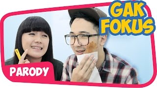 Video Gak FOKUS with Cindy Gulla MP3, 3GP, MP4, WEBM, AVI, FLV Juli 2017