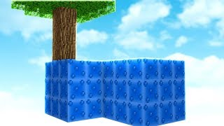 *NO Rules* Hydro Lucky Block Skyblock - Minecraft Modded Minigames | JeromeASF