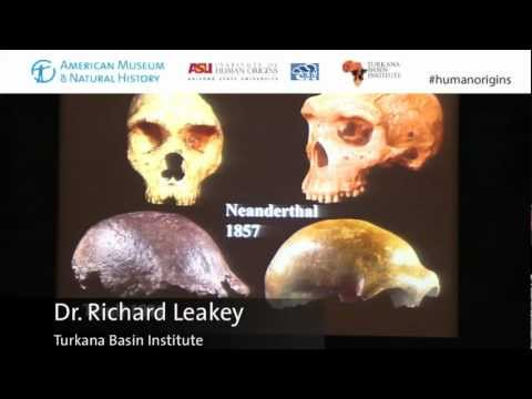 Human Evolution and Why It Matters: A Conversation with Leakey and Johanson
