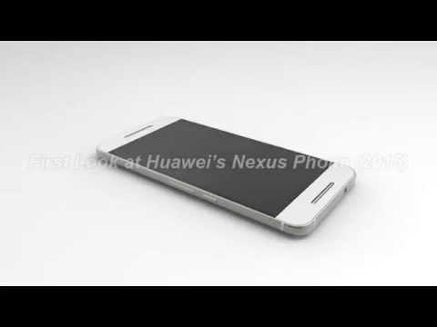 Video thiết kế Nexus 6 (2015) của Huawei