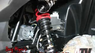 8. ATV Television - 2011 Polaris RZR Ultimate Trail Machine Buildup
