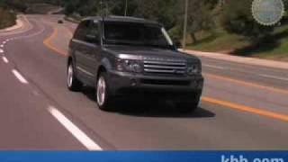Land Rover Range Rover Sport Video Review - Kelley Blue Book