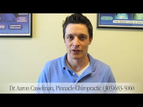 video:Highlands Ranch Chiropractor - Dr. Aaron Casselman