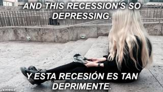 kat dahlia // gangsta // lyrics español - inglés HD