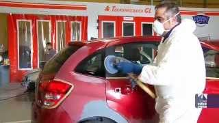 Reparación integral de carrocería - Car Repair System