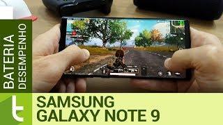 Tudocelular - Galaxy Note 9: Android mais caro nem sempre se traduz em melhor desempenho e autonomia