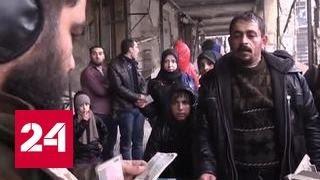 Под контролем непримиримых боевиков остаются 7-8 кварталов Алеппо
