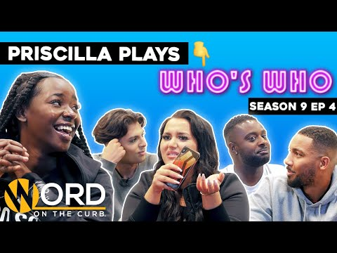 PRISCILLA ANYABU RECKONS SAVAGE DAN'S 1ST CRUSH WAS NEEKY AND CLAPPED | WHO'S WHO (S.9 EP.4)