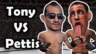 Tony Ferguson Deserve a Title Shot after beating Anthony Pettis - UFC 229