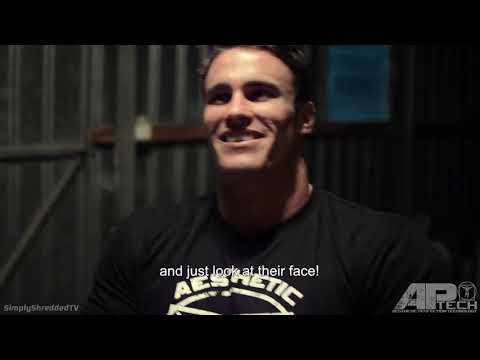 Mad Desire - Calum Von Moger 2018 - Motivation Hd Parte 1
