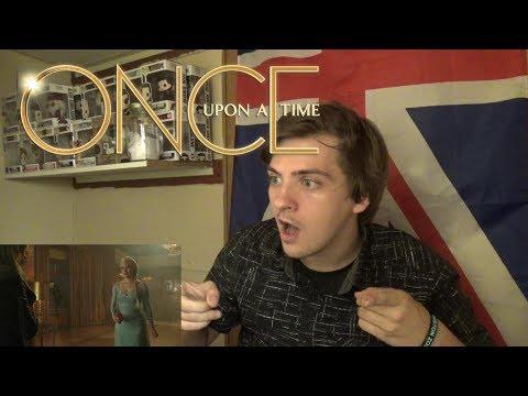 Once Upon A Time - Season 4 Episode 9 (REACTION) 4x09 Smash the Mirror Part 2