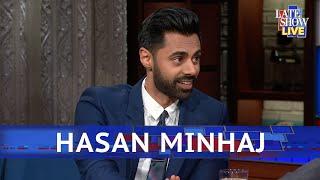 Video Hasan Minhaj Won't Say Trump's Name On His Show MP3, 3GP, MP4, WEBM, AVI, FLV September 2019