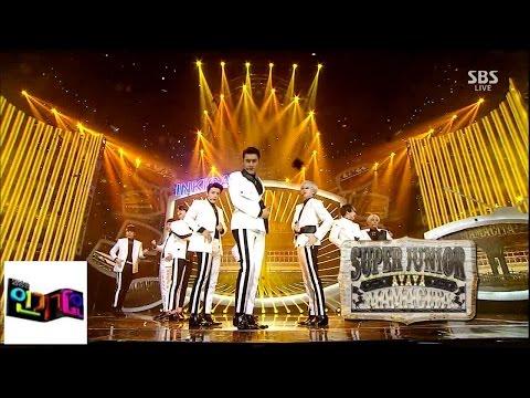 [슈퍼주니어 (Super Junior)] MAMACITA @인기가요 Inkigayo 140907