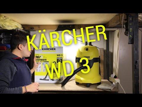 recensione aspiratore wd3 karcher
