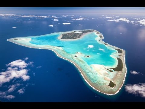 Aitutaki, Cook Islands - A View from Above