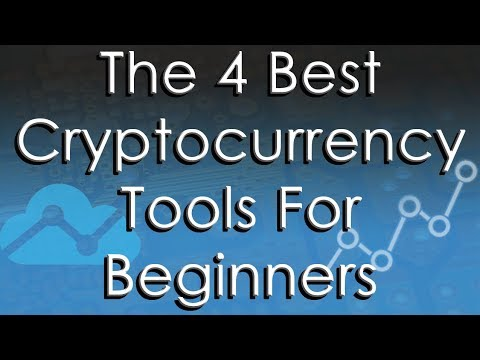 The 4 Best Crypto Tools For Beginners