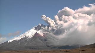 TIMELAPSE COTOPAXI 2015