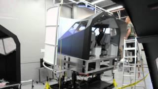 B737NG Full Motion Flight Simulator (2)