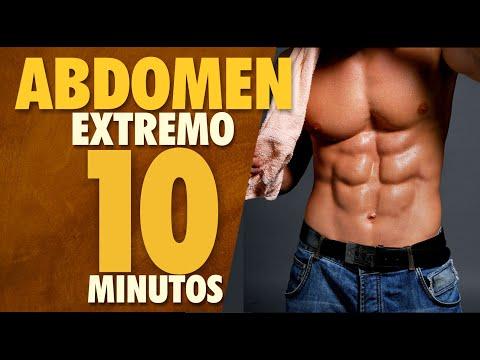 RUTINA PARA ABDOMINALES EXTREMOS | 10 MINUTOS EN CASA