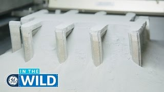 Download Video The Power Of 3D Additive Printing - In The Wild - GE MP3 3GP MP4